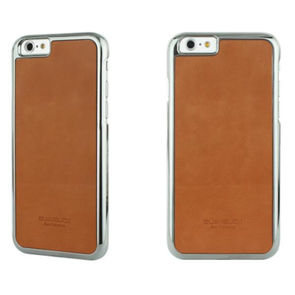 BUSHBUCK BARONAGE Classical Edition - Etui skórzane do iPhone 6s / iPhone 6 (tan)