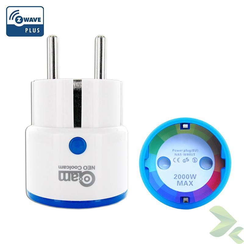 Coolcam Wall Plug - Inteligentny włącznik sprzętów elektrycznych Z-Wave Plus