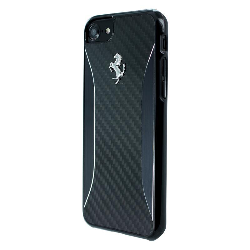 Ferrari GT EXPERIENCE - Etui iPhone 7 (czarny)