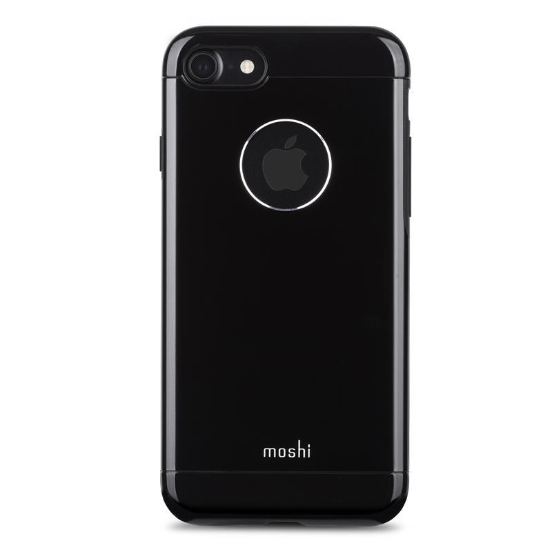 Moshi Armour - Etui aluminiowe iPhone 7 (Jet Black)