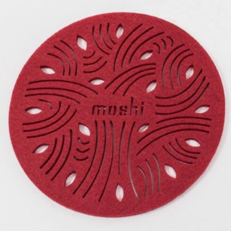 Moshi Coaster - Red