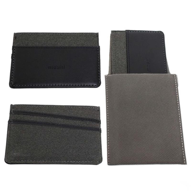 Moshi Name Card Holder - Black