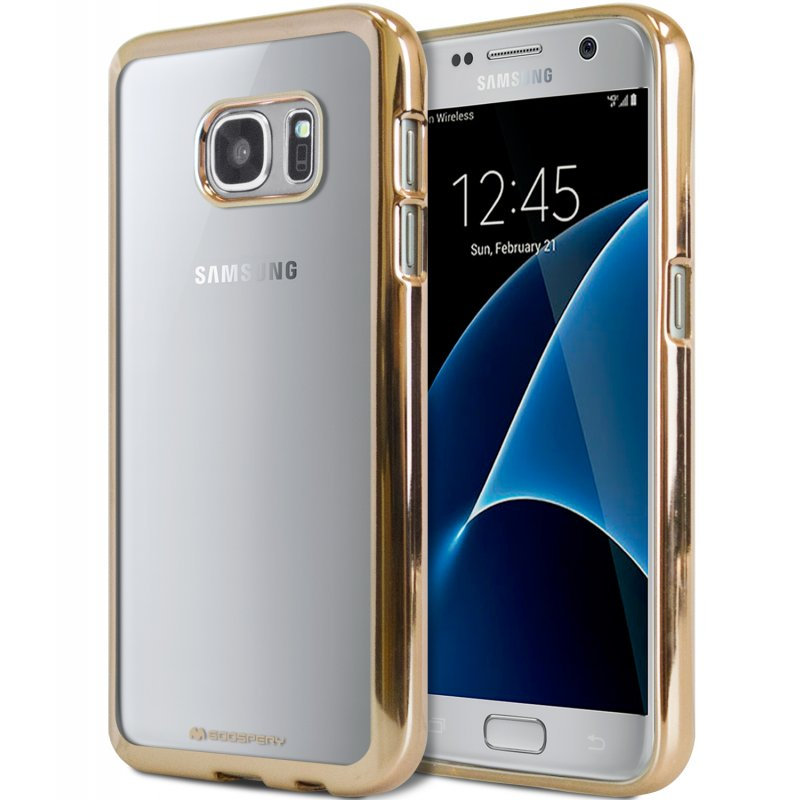 Mercury RING2 - Etui Samsung Galaxy S7 (złoty)