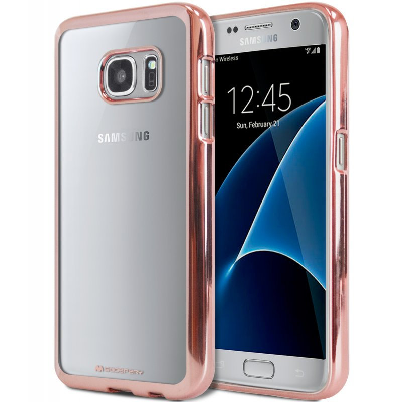 Mercury RING2 - Etui Samsung Galaxy S7 (Rose Gold)