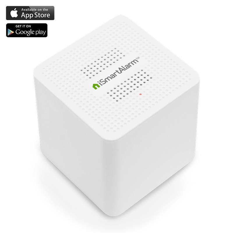 iSmartAlarm Satellite Siren - Syrena o głośności 110 dB do systemu iSmartAlarm (iOS/Android)