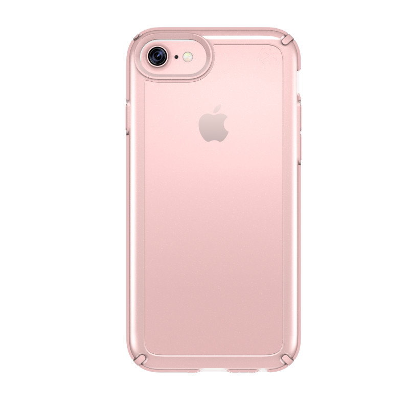Speck Presidio Show - Etui iPhone 7 / iPhone 6s / iPhone 6 (Clear/Rose Gold)