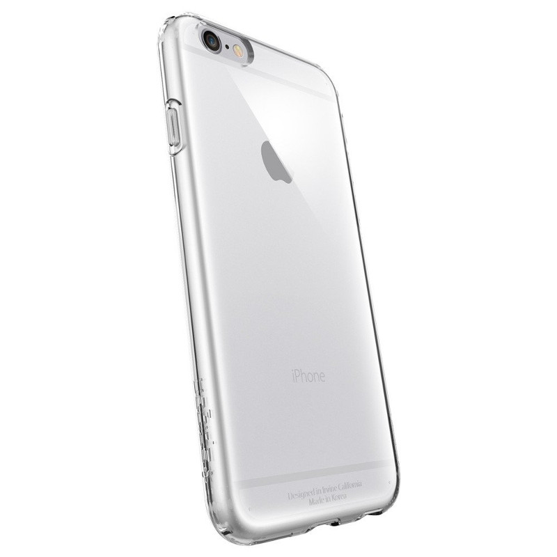 Spigen Capsule - Etui iPhone 6s / iPhone 6 (Crystal Clear)