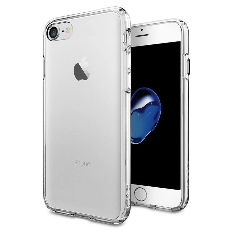 Spigen Ultra Hybrid - Etui iPhone 7 (przezroczysty)