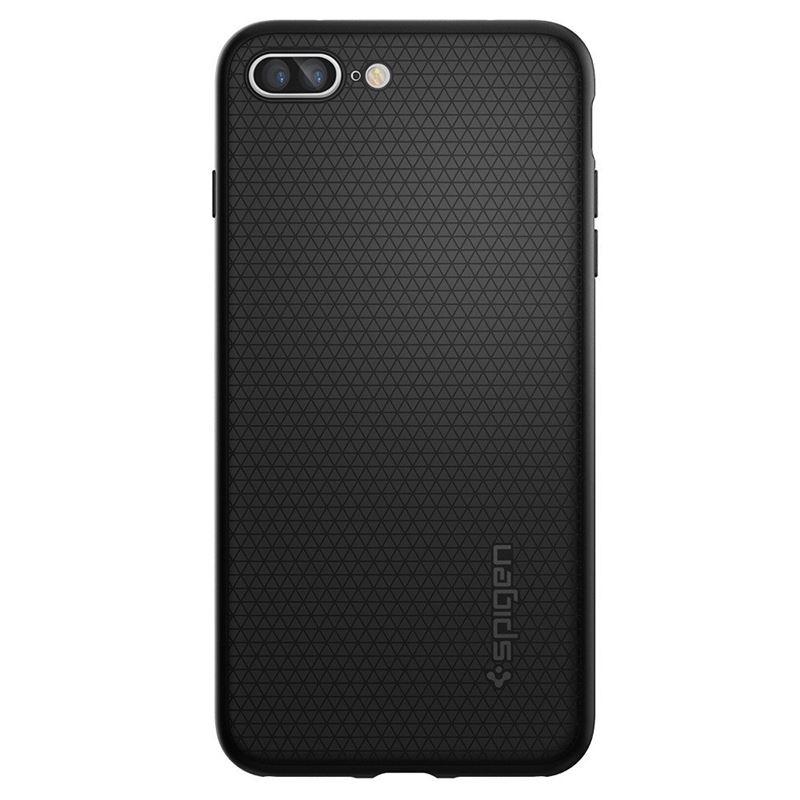 Spigen Liquid Air Armor - Etui iPhone 7 Plus (czarny)