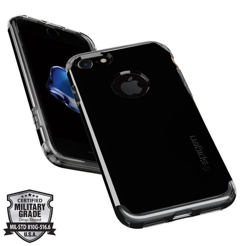 Spigen Hybrid Armor - Etui iPhone 7 (Jet Black)