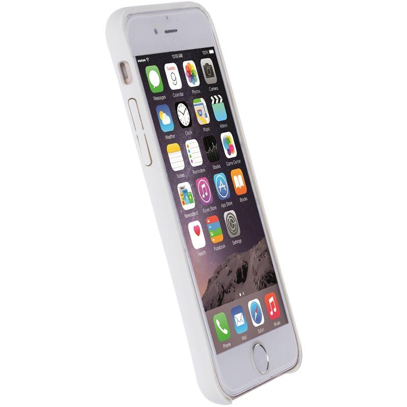 Krusell Bello Cover - Etui iPhone 8 / 7 (biały)