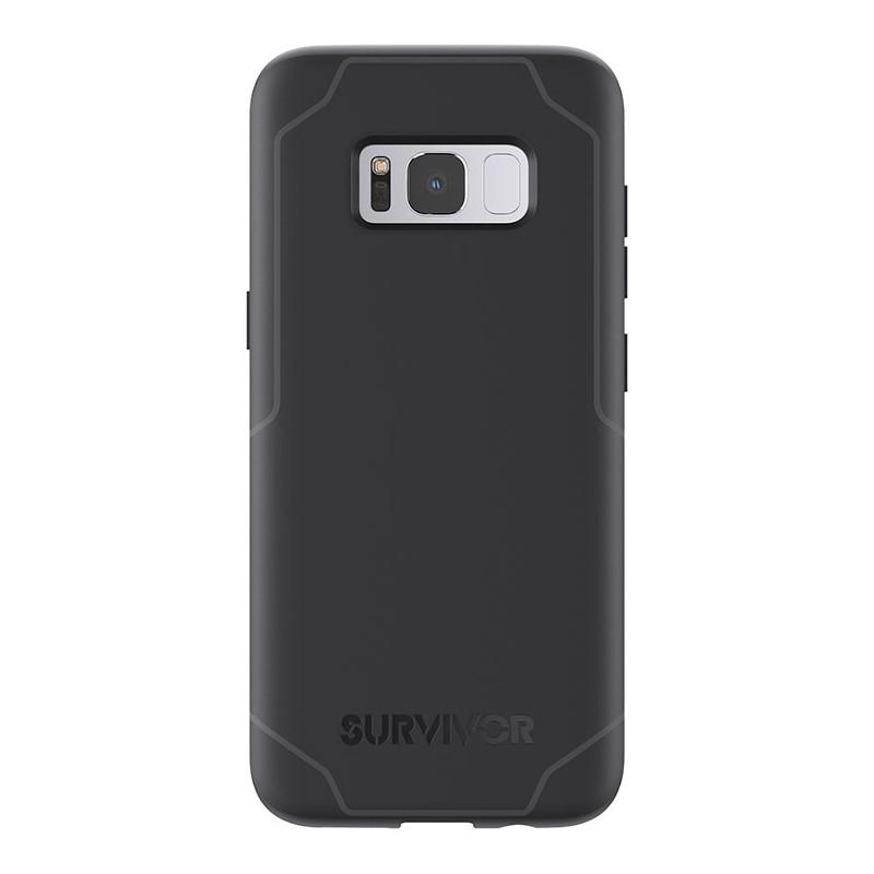 Griffin Survivor Strong - Etui Samsung Galaxy S8 (Black/Gray)