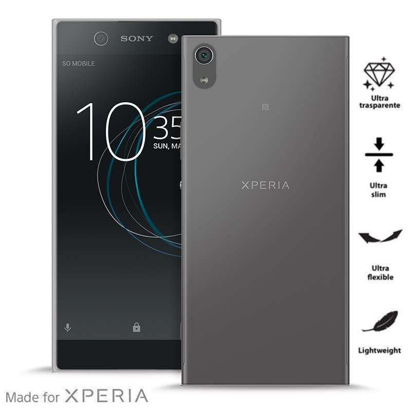 PURO 0.3 Nude MFX - Etui Sony Xperia XA1 Ultra (przezroczysty)