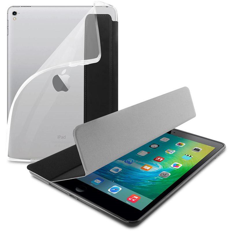 """PURO Zeta Slim Plasma - Etui iPad 10.5"""" (2017) w/Magnet & Stand up (czarny)"""