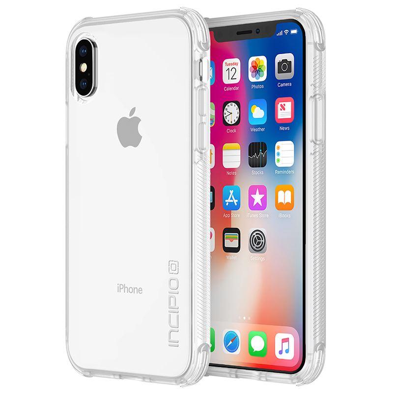 Incipio Reprieve SPORT - Etui iPhone X (Clear)