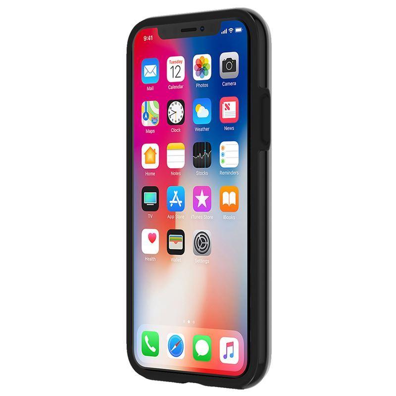 Incipio DualPro Sport - Etui iPhone X (ciemny przezroczysty)