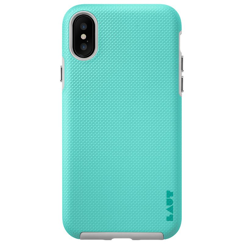 Laut Shield - Etui iPhone Xs / X (Mint)