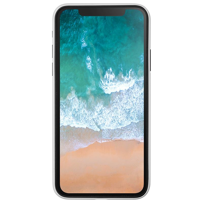 Laut SLIMSKIN - Etui iPhone X z 2 foliami na ekran w zestawie (Clear)