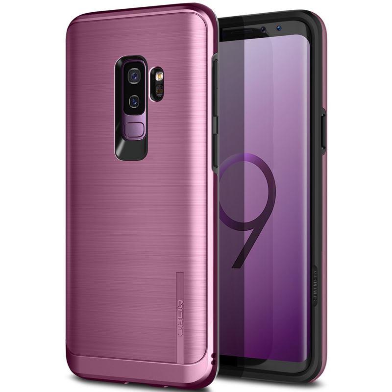 Obliq Slim Meta - Etui Samsung Galaxy S9+ (Lilac Purple)