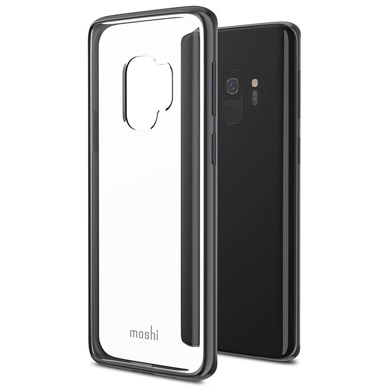 Moshi Vitros - Etui Samsung Galaxy S9 (Titanium Gray)