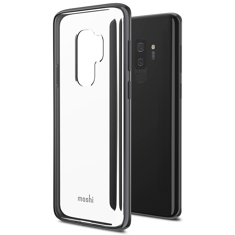 Moshi Vitros - Etui Samsung Galaxy S9+ (Titanium Gray)