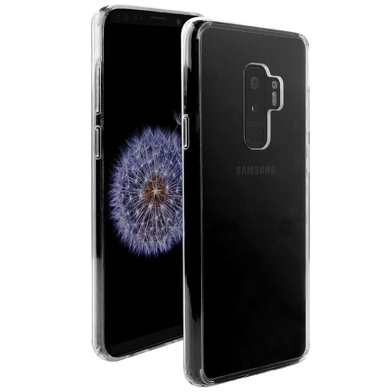 PURO Clear Cover - Etui Samsung Galaxy S9+ (przezroczysty)