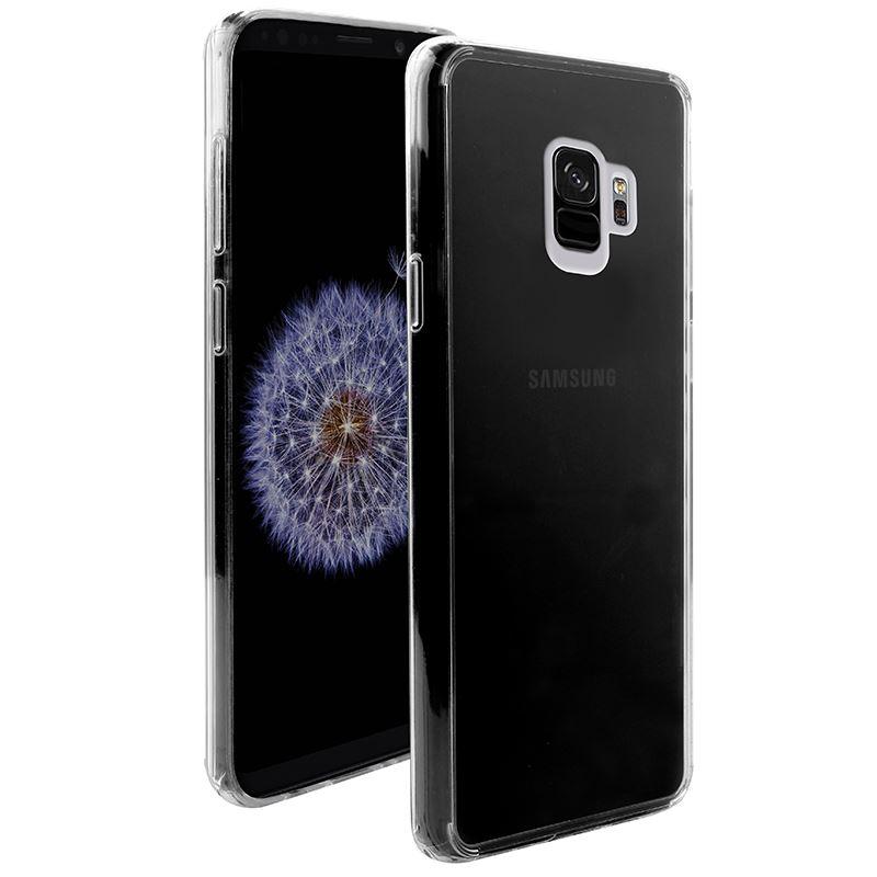 PURO Clear Cover - Etui Samsung Galaxy S9 (przezroczysty)
