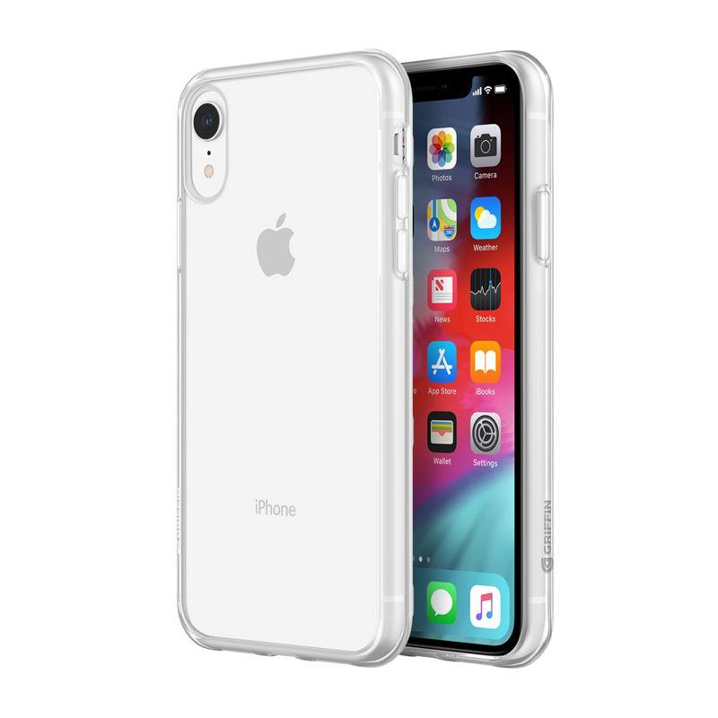 Griffin Reveal - Etui iPhone XR (przezroczysty)