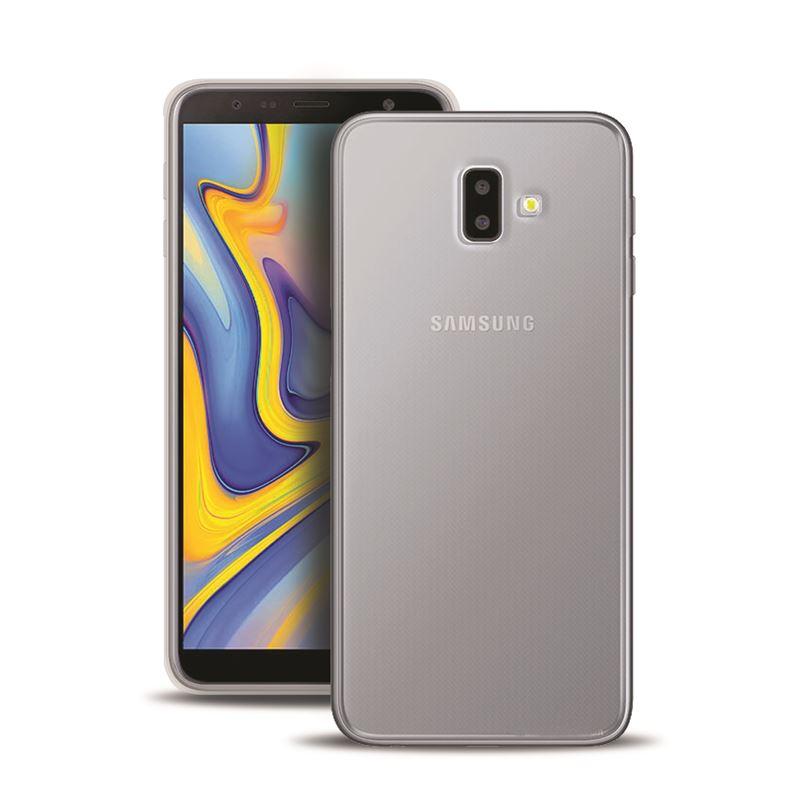 PURO 0.3 Nude - Etui Samsung Galaxy J6+ (przezroczysty)