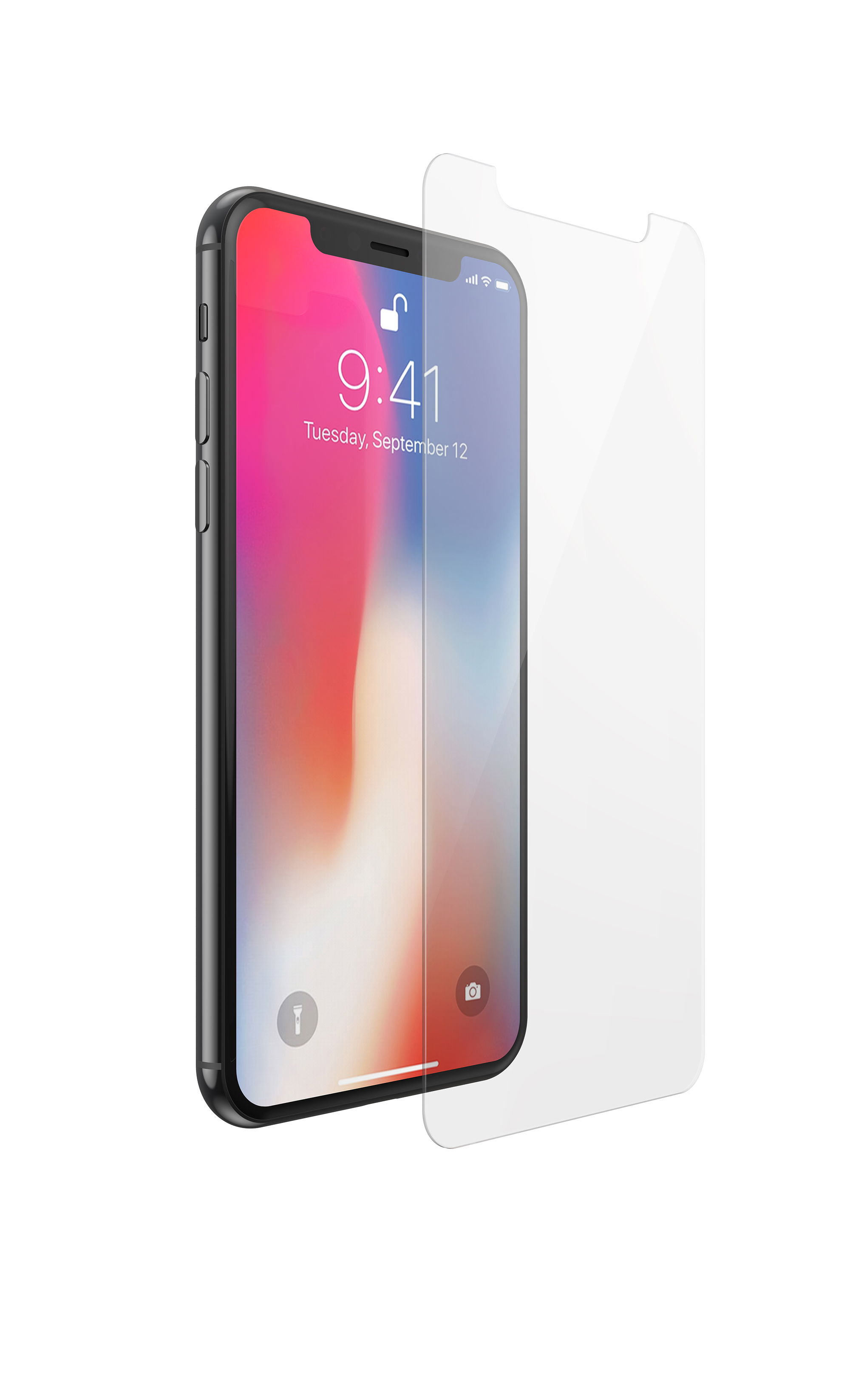 Speck Shieldview Glass - Hartowane szkło ochronne iPhone XR (Clear)