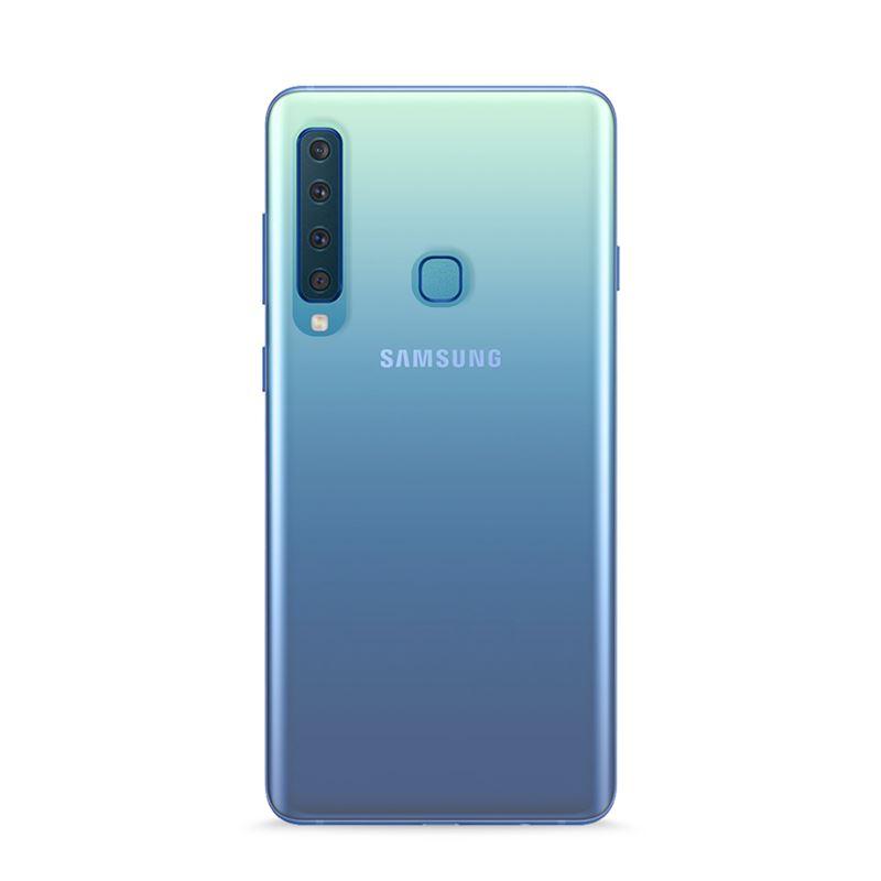 PURO 0.3 Nude - Etui Samsung Galaxy A9 (2018) (przezroczysty)