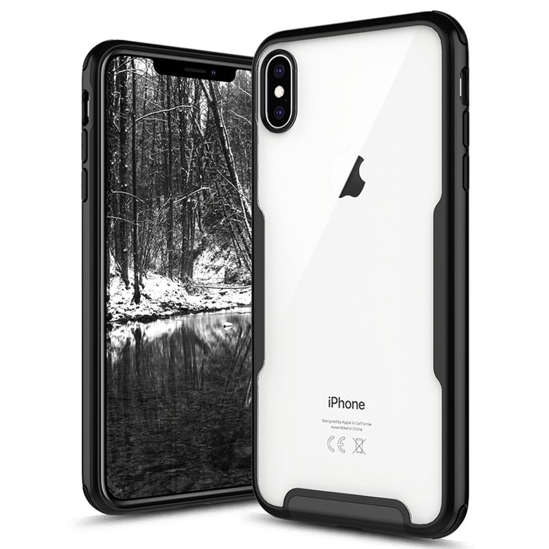 Zizo Fuse Case - Etui iPhone Xs / X (Black)