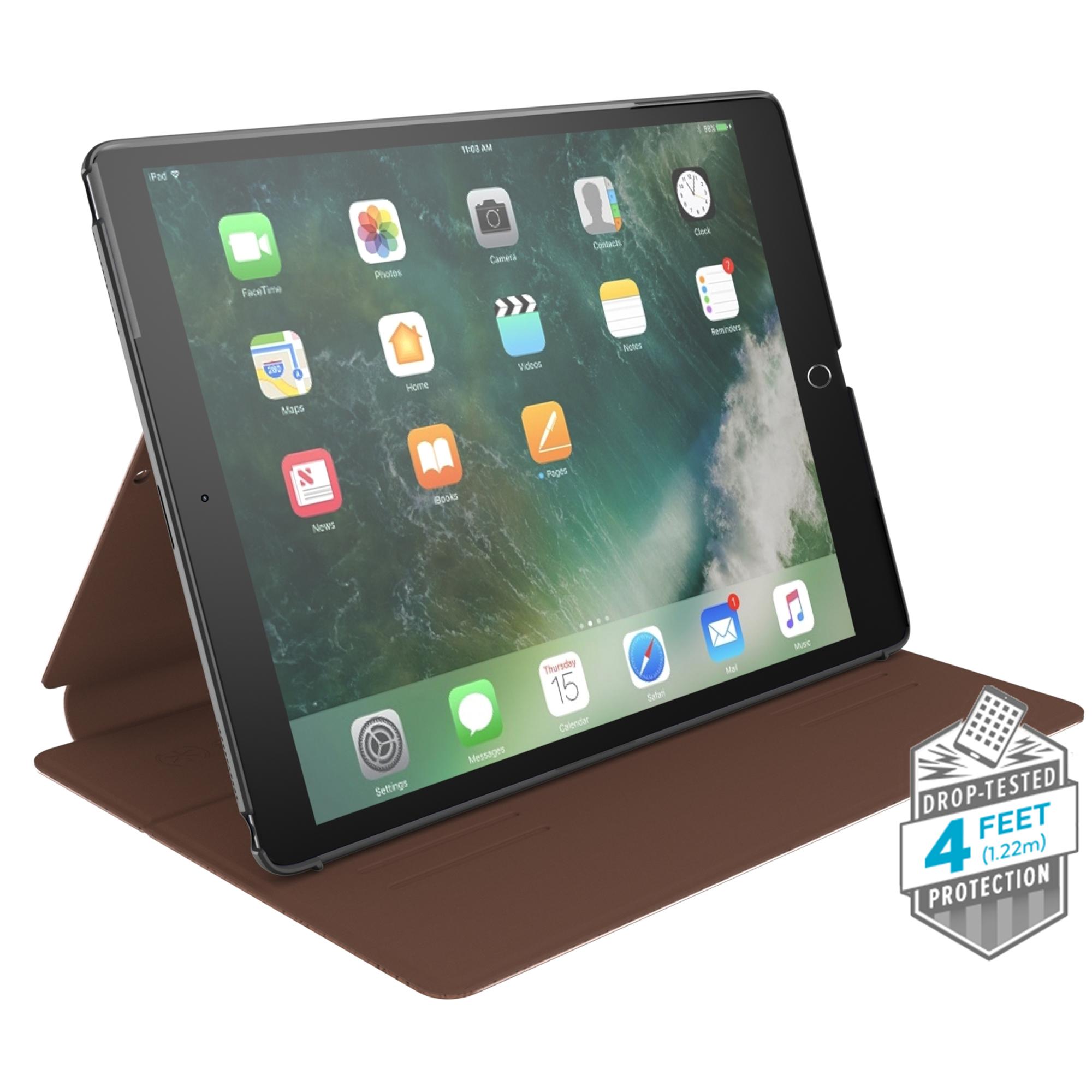 Speck Balance Folio Leather - Etui skórzane iPad 9.7