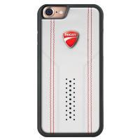 Ducati Superbike D2 - Etui iPhone 8 / 7 (biały)