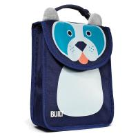 BUILT Big Apple Buddies Lunch Sack - Torba na lunch (Delancey Doggie)