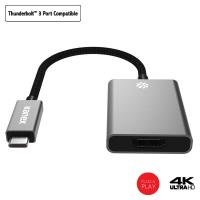 Kanex Premium USB-C to HDMI 4K Adapter - Adapter USB-C na HDMI, 4K, 60 Hz (Space Gray)