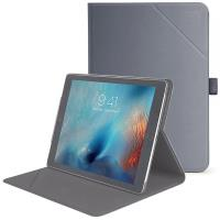 "TUCANO Minerale - Etui iPad Pro 10.5"" (2017) w/Magnet & Stand up (Space Grey)"
