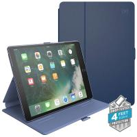 "Speck Balance Folio - Etui iPad 9.7"" (2018/2017) / iPad Pro 9.7"" / iPad Air 2 / iPad Air w/Magnet & Stand up (Marine Blue/Twilight Blue)"