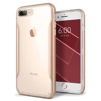 Caseology Apex Clear Case - Etui iPhone 8 Plus / 7 Plus (Gold)