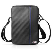 "BMW Urban Collection - Torba na tablet 10"" (Carbon/Blue Strips)"